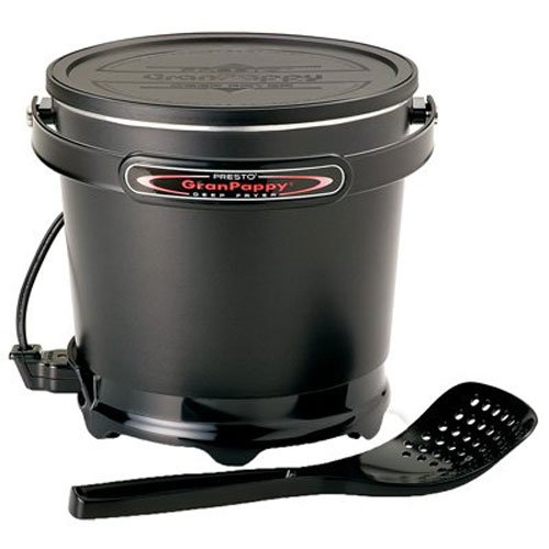 Presto GranPappy Electric Deep Fryer Review
