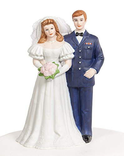 Air Force Wedding Cake Topper (Air Cake Wedding Force)