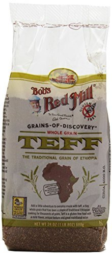Bob's Red Mill Whole Grain Teff, 24-Ounce Package (Pack of 1)
