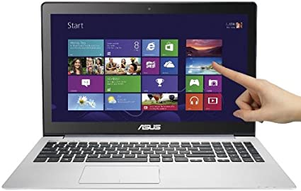 Amazon Com Asus Laptop Vivobook V551lb Db71t Intel Core I7 4500u 1 80 Ghz 8 Gb Memory 1 Tb Hdd Nvidia Geforce Gt 740m 15 6 Touchscreen Windows 8 64 Bit Discontinued By Manufacturer Computers Accessories