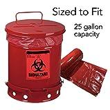 Resilia - Biohazard Bags - Hazardous Waste
