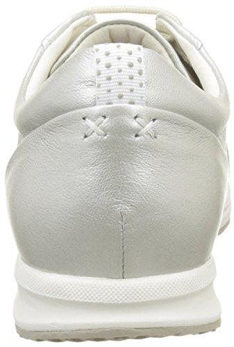 Geox Zapatillas Plateado D52h5a00085 platinumc2010 Mujer gUgqCaxX