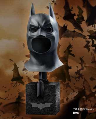 Batman Begins Costume Prop (Batman Begins Miniature Cowl Replica)