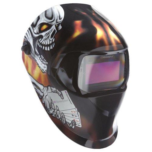 3M Speedglas Aces High Welding Helmet 100 with Auto-Darkenin