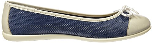 walk donna blu 0202 Ballerine Break da blu Hv221404 PTqdCS