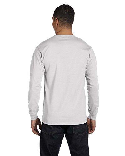 Ascensori Su Apparel American Fine Jersey Shirt Ash Grau The 64vxwSqnpS