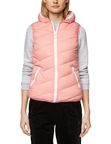 Bench Damen Outdoor Weste Core Puffer Vest Rosa (Light Pink Pk162) wioKz8xRQ
