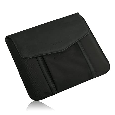"Verizon Leather Sleeve Case Pouch Cover For 10/"" Inch or Smaller Tablet iPad Bag"