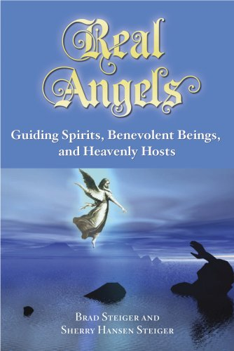 Real Angels: Guiding Spirits, Benevolent Beings, and Heavenly Hosts by Brand: Benjamin Street Press