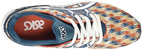 Mixte Blue White Baskets Basses Legion Adulte Bleu 4501 Kayano Asics Evo Gel Trainer nYFPRv