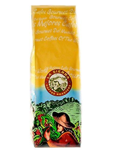 (La Sierra Medium Roast Coffee, Craft Roasted, Single Origin, Colombia, All Natural, Ground, 12)