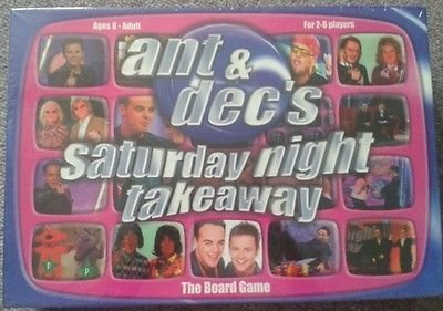 saturday night takeaway board game - 3