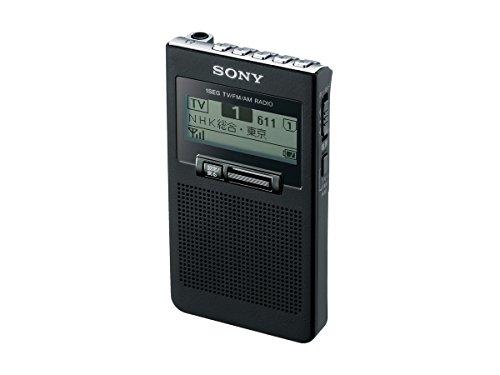 (Sony TV/FM/AM Black XDR-63TV/B (Japan import))
