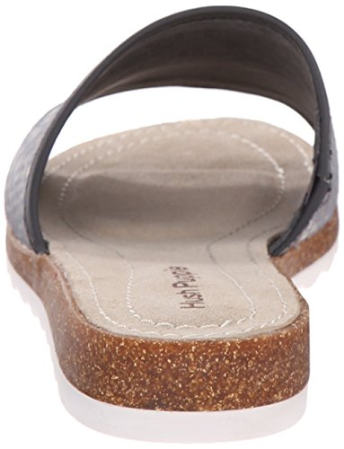 Multi la de Hush Puppies sandalias Soporte Panton Leather mujer Jade de Smoke OIaxvq