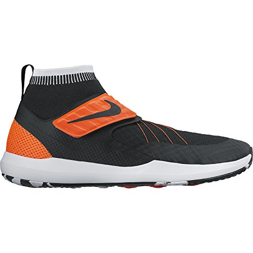 Scarpa Da Training Dinamica Nike Mens Flylon Train Nera / Totale Cremisi