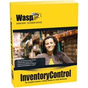 (Wasp Barcode Technologies - Wasp Inventory Control Standard - Complete Product - 1 Pc, 1 Mobile Device - Financial Management - Standard Retail - Dvd-Rom - Pc, Pocket Pc