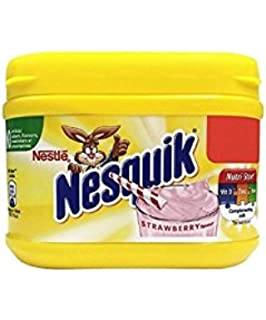 Nesquik Strawberry Powder 300 G