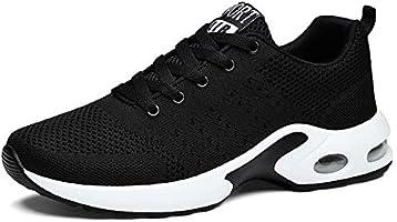 [zzxyx] スポーツシューズ ランニングシューズ スニーカー ジム 運動 靴 ウォーキングシューズ カジュアルシューズ メンズ レディース クッション性 軽量 通気 日常着用