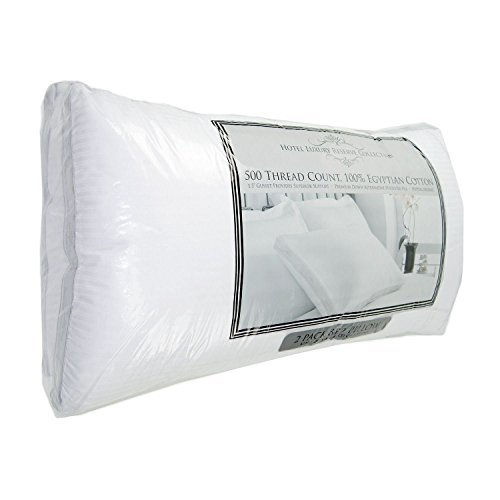 Hotel Luxury Reserve Collection Bed 20'' x 36'' Pillow King - 2 pk - 20' Pillow
