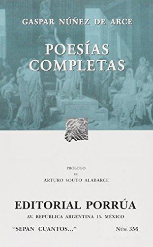 Poesías Completas (Sepan Cuantos, #356)