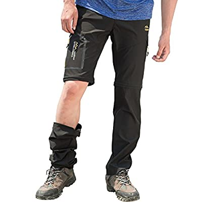Men's Lightweight Convertible Hiking Pants