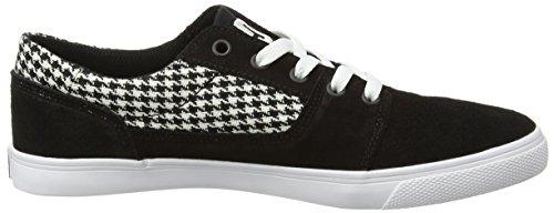 Shoes SHOE J W DC Verde mujer Negro Blanco Zapatillas TONIK SE para qX7wnId6