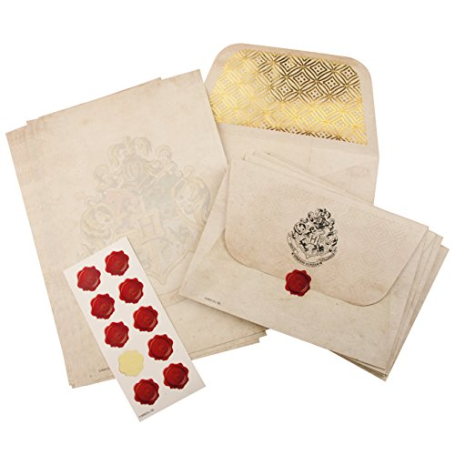 Paladone Hogwarts Letter Writing Set - Officially Licensed Harry Potter Merchandise