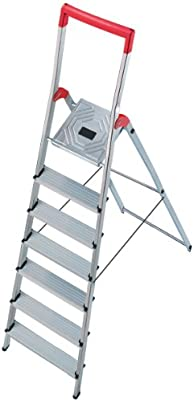 Hailo ProfiLine L50 5 Stufen Alu
