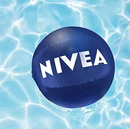 NIVEA Pelota de Playa Inflable e Impermeable, Pelota de Aire ...