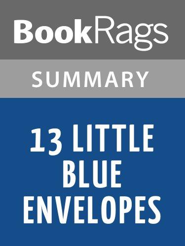 13 little blue envelopes - 4
