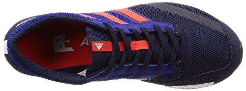 adidas Adizero Takumi Sen, Scarpe Running Unisex – Adulto Blu (Noble Ink F17/Hi-res Red S18/Real Purple S18 Noble Ink F17/Hi-res Red S18/Real Purple S18 Nobink/Hirere/Reapur)
