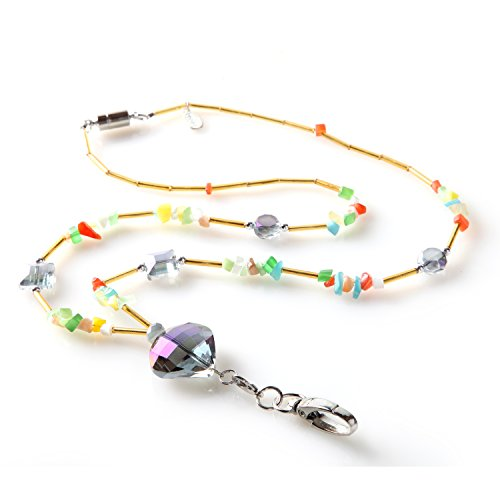 (Taos Brights - Beaded Fashion Necklace)