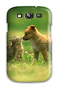 tiffany moreno's Shop New Style 1353409K90557162 New Arrival Cat And Dog Case Cover/ S3 Galaxy Case