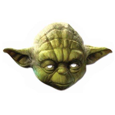 Yoda Classic Card Mask -