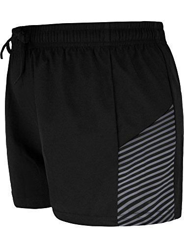 Neleus Womens Workout Running Shorts product image