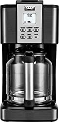 Bella Pro Series 14-Cup Coffee Maker (90061) Stainless Steel/Black