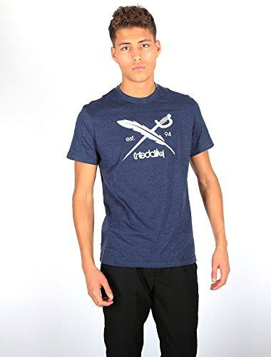 iriedaily T-Shirt Men DAILY FLAG Night Sky