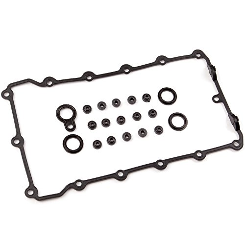 ECCPP Replacement for Valve Cover Gasket Set for 1990-1999 BMW 318i 318is 318ti Z3 1.8L 1.9L Engine Head Gaskets Kit ()