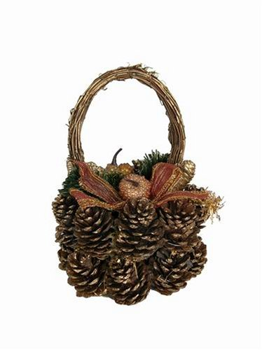 pine cone basket - 8