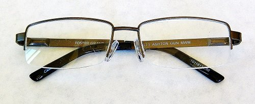 (3 PAIR+ BONUS) Foster Grant +2.50 Ashton Reading Glasses H17 + FREE BONUS MICROFIBER CLEANING - Maui Cat Iii Jim Maui