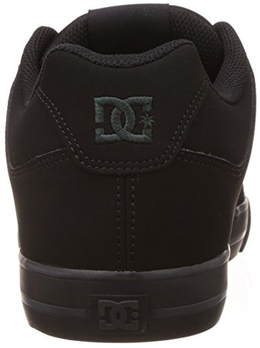 Dc Pure Bat Black Sneaker Shoe Uomo M Black pirate Shoes g5Pqrg