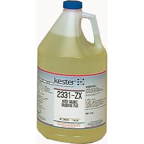 kester-2331-zx-water-soluble-flux-1-gallon