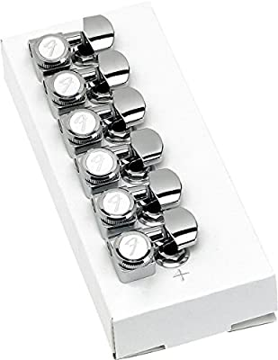 Fender Locking Tuners Chrome by Fender Musical Instruments Corp.