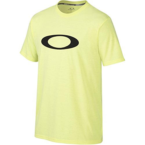 Oakley Men's O-One Icon T-Shirt, BRIGHT LIME, XX-Large