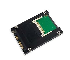 "Syba Dual Interface Compact Flash to SATA II or USB 2.0 2.5"" Enclosure Adapter(SD-ADA50024)"
