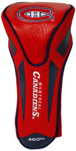Team Golf NHL Montreal Canadiens Golf Club Single Apex Driver Headcover, Fits All Oversized Clubs, Truly Sleek Design