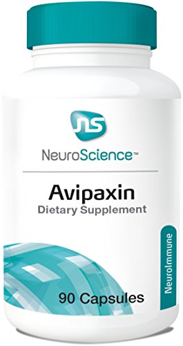 NeuroScience Avipaxin with Huperzine A, 90 Capsules