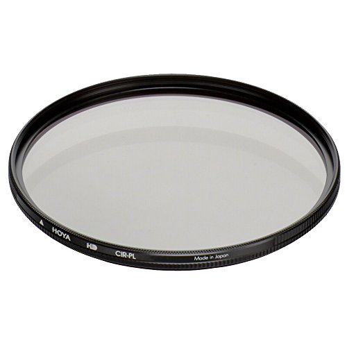 Hoya 58mm Circular Polarizer HD Hardened Glass 8-layer Multi-Coated Filter Hd Filter