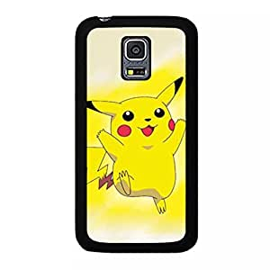 Exquisite Design Cartoon Pokemon Phone Case Phone Case Snap on Samsung Galaxy S5 Mini Pikachu Case