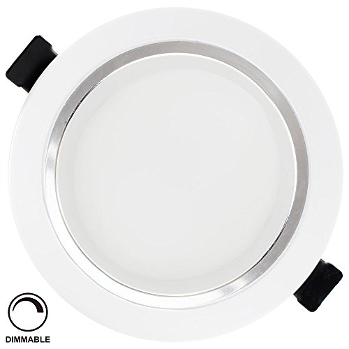 4 Dimmable Led Retrofit Recessed Light 12w 90w Halogen
